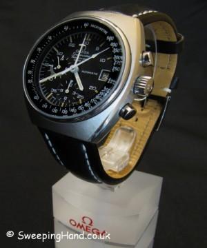 Vintage Omega Speedmaster Professional Chronograph For Sale - Date MKIV