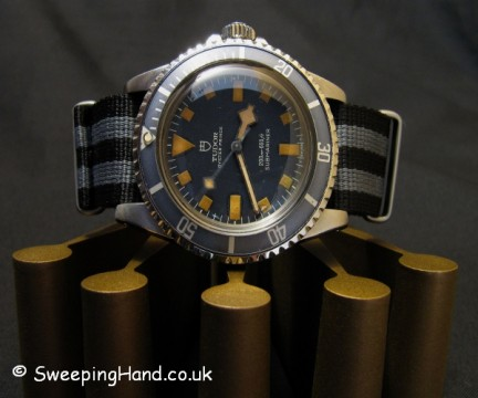 Tudor Submariner Marine Nationale 1975