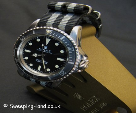 Rolex Submariner 5513 For Sale - 1970's