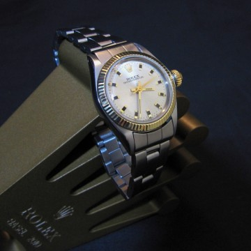 Ladies Rolex Oyster Perpetual For Sale 1972