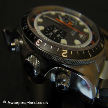 Tudor Heritage Chronograph 70330 For Sale
