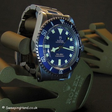 Tudor Submariner Snowflake For Sale - 90410 from 1977