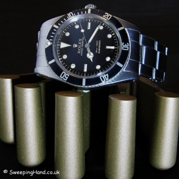 Rolex Submariner 5508 For Sale - 1958