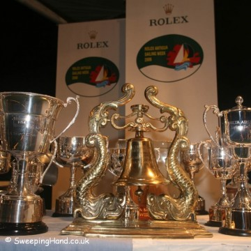 VERY RARE OPPORTUNITY - Rolex Winners Watch from Inaugural Antigua Yacht Race!!!