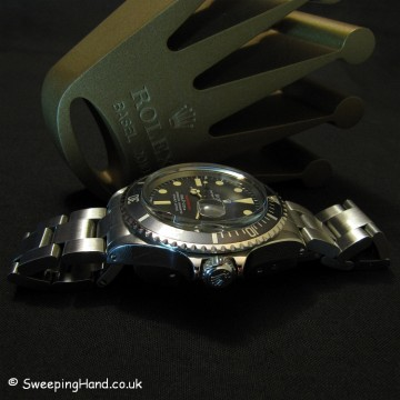 Vintage Rolex 1680 Red Submariner For Sale 1972 - Full Collector Set