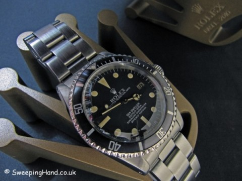 Vintage Rolex Sea-Dweller 1665 For Sale - 1981