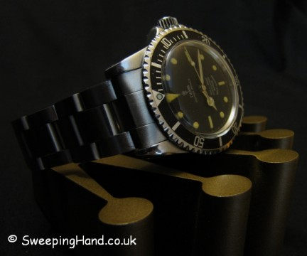 Tudor Submariner 7928 For Sale - Gilt Dial from 1964