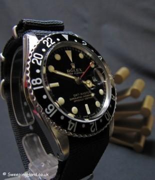 Vintage Rolex 1675 GMT Master Gilt Dial For Sale - 1963