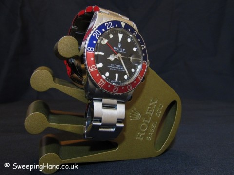 Rolex 1675 GMT Master For Sale 1972 -  Full Collector Set
