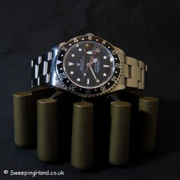 Rolex GMT Master 2 16710 For Sale - Rare 'Swiss' Only Dial - Full Collector Set