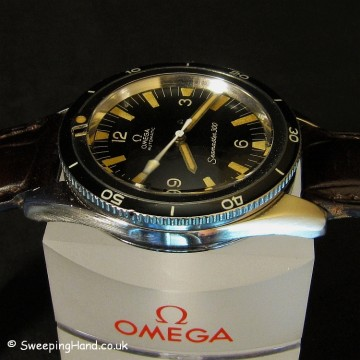 Omega Seamaster 300 For Sale - 165014-64 : Rare 1966 Stunner!