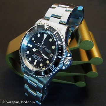 Rolex Red Submariner For Sale 1680 - 1972