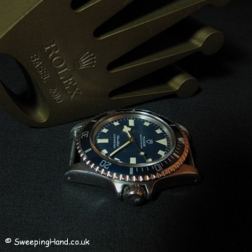 Military Tudor Submariner Marine Nationale M.N.77 - Confirmed Issue