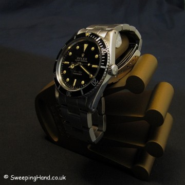 Vintage Rolex 5508 Submariner For Sale - 1962