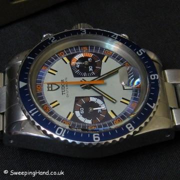 Tudor Monte Carlo 7169 Blue For Sale - 1974