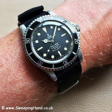 Stunning 1966 Tudor Submariner 7928