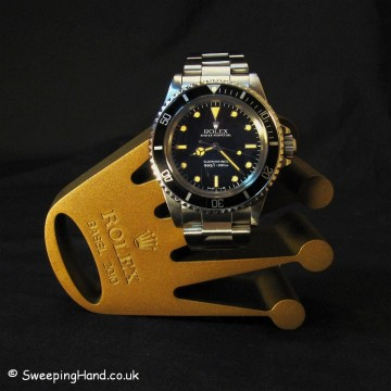 Vintage Rolex Submariner 5513 For Sale 1986
