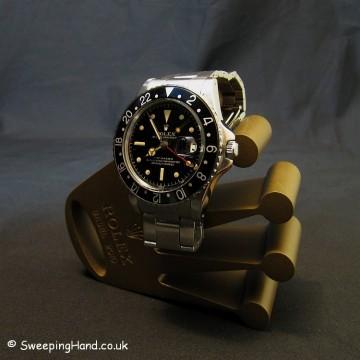 Vintage Rolex GMT Master 1675 For Sale 1960 - PCG Gilt Track Dial