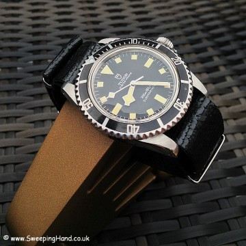 Tudor Submariner Snowflake For Sale - Full Recent Service & Guarantee