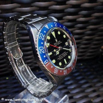 Rolex GMT Master 1675 from 1967