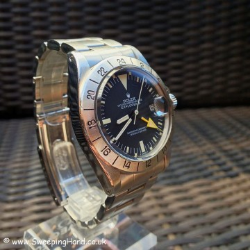 Uber Rare Rolex Explorer II 1655 MK1 Steve McQueen - One of the very first 2.7m Serial!