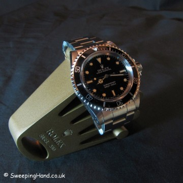 Stunning Rolex 5513 Submariner 1986 For Sale - Full Collector Set & Rolex Serviced!