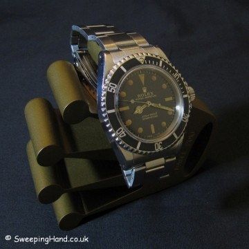 Vintage Rolex Submariner 5513 Gilt Dial