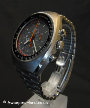 Omega Speedmaster Mark 2 For Sale - Exotic Racing Dial