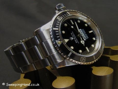 Comex Rolex Submariner 5513