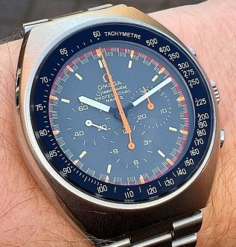 Omega Speedmaster MK2 Racing Dial 1969