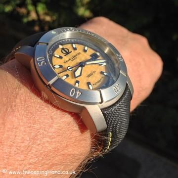 Baume & Mercier Capeland S XXL 1000m Diver