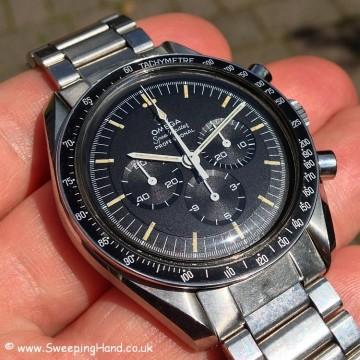 Vintage Omega Speedmaster Professional Moon Watch 1969