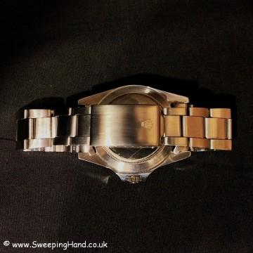 Rare MK1 Rolex 1655 Explorer II - Straight second hand 'Freccione'