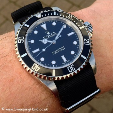 Bargain Rolex Submariner 14060