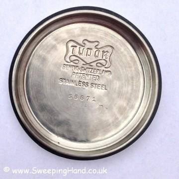 Stunning Gilt Dial Tudor 7809 Oyster Prince Small Rose