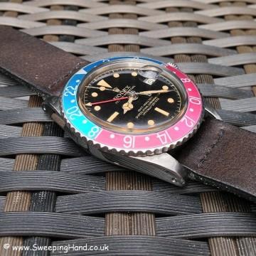 Rolex GMT Master 1675 Gilt Dial PCG 006