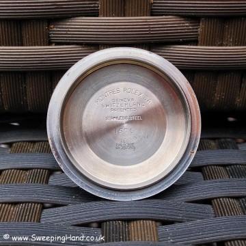 Rolex GMT Master 1675 Gilt Dial PCG 010