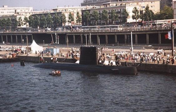 Rare Tudor Milsub - French Navy Issued Tudor Submariner Marine Nationale (M.N.80)