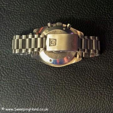 1974 Omega Speedmaster bracelet