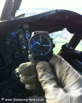 Rare Bremont CH47 RAF Chinook Pilot Only Limited Edition - 1 of 20
