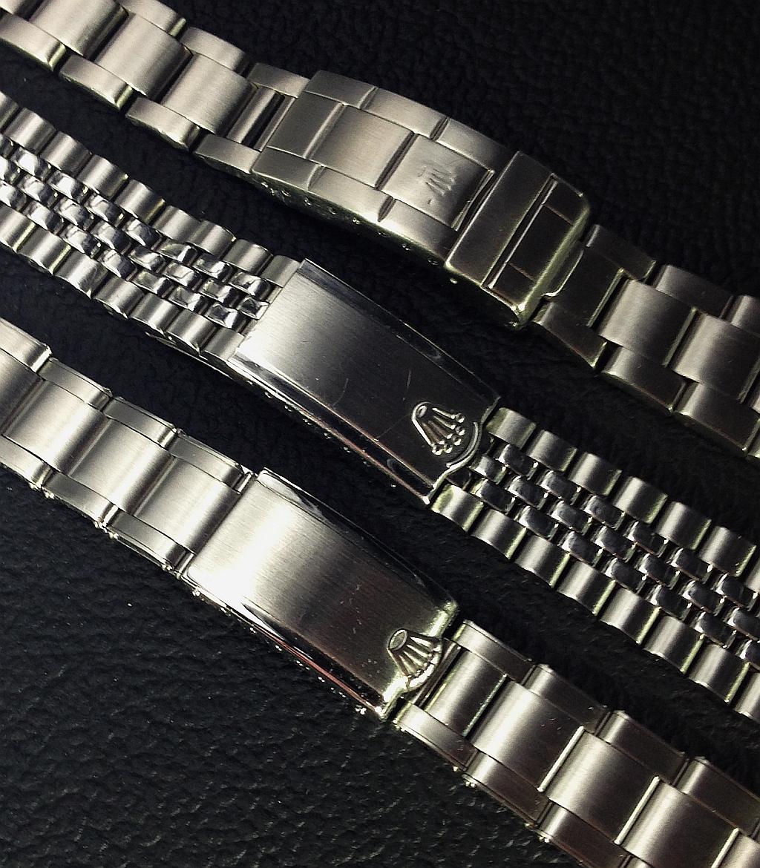Rolex Bracelet Type