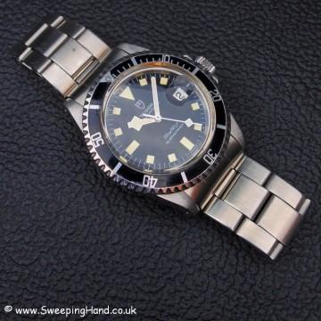 Stunning Tudor Submariner 94110 Snowflake