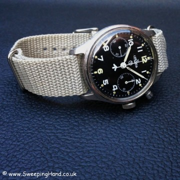 1960's Royal Navy Issued Military Lemania Chronograph
