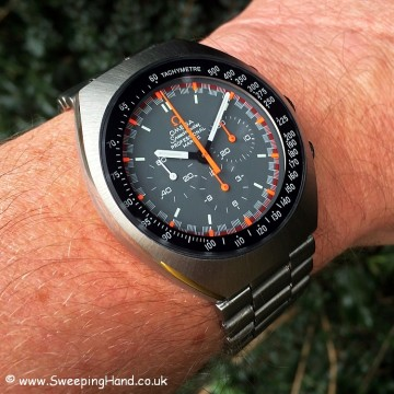 Omega Speedmaster Mk2 Racing Dial 1