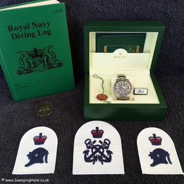 Rolex Clearance Diver Limited Edition 1 of 50 -3