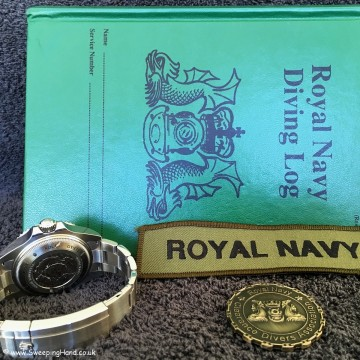 Rolex Clearance Diver Limited Edition 1 of 50 -9