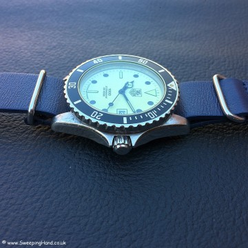 Tag Heuer Marine Nationale 001