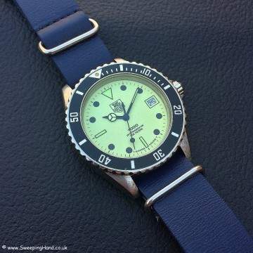 Tag Heuer Marine Nationale 009