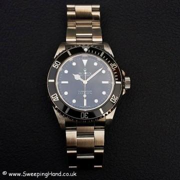 Rolex 14060M Submariner