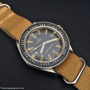 Vintage Omega Seamaster 300 165.024 - Superb Patina